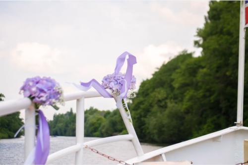 Hochzeit auf der MS Vera