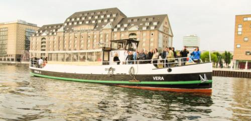 Partyschiff MS Vera