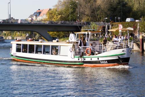 MS Saga Berliner Schifffahrt