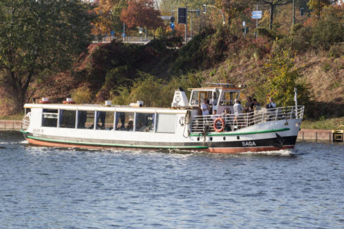 Partyschiff MS Saga
