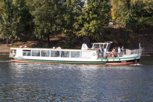 Eventschiff MS Saga