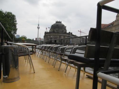 Oberdeck Berliner Innenstadt