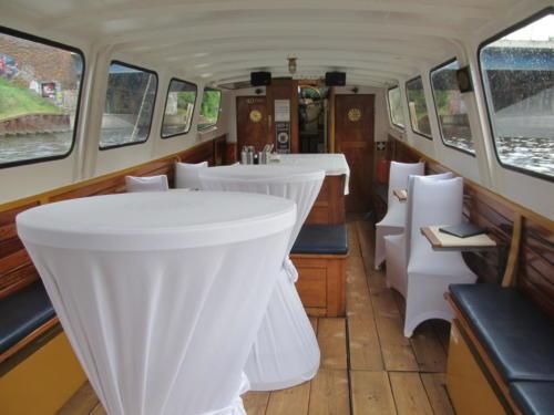 Salon Tischwäsche für Hochzeit